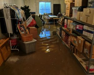 Water Damage Cleanup Idaho Falls ID